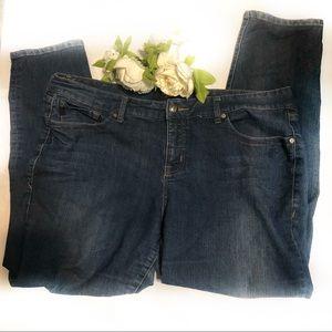 torrid Jeans - Torrid straight leg high waist jeans